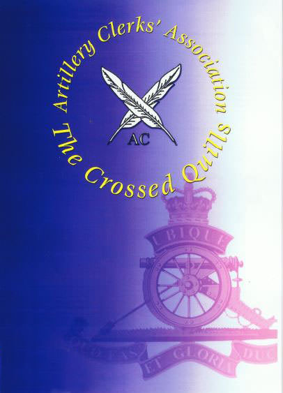 Crossed Quills Edition 5, August 2001