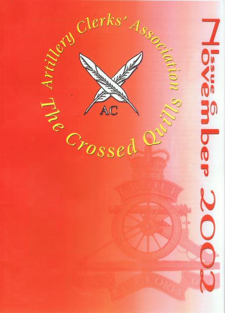 Crossed Quills Edition 6, November 2002
